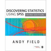 Discovering Statistics Using Spss by Andy Field Paperback Used cover