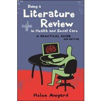 Doing a Literature Review in Health and Social Care by Helen Aveyard Paperback Used cover
