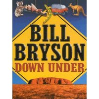 Down under by Bill Bryson Paperback Used cover