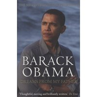 Dreams from My Father by Barack Obama Paperback Used cover