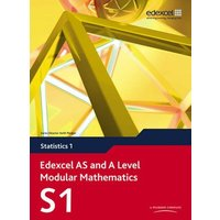 Edexcel Modular Mathematics for As and A-Level Statistics 1 by Greg Attwood Book Used cover