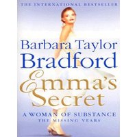 Emmas Secret by Barbara Taylor Bradford Paperback Used cover