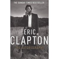 Eric Clapton by Eric Clapton Paperback Used cover