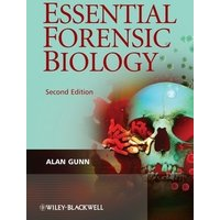 Essential Forensic Biology by Alan Gunn Book Used cover