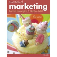 Essentials of Marketing by Frances Brassington Paperback Used cover