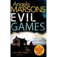 Evil Games by Angela Marsons Paperback Used cover