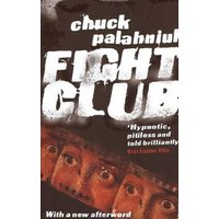 Fight Club by Chuck Palahniuk Paperback Used cover