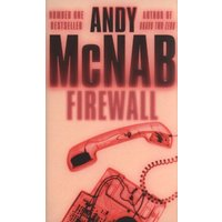 Firewall by Andy Mcnab Paperback Used cover