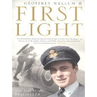 First Light by Geoffrey Wellum Paperback Used cover