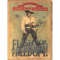 Flash for Freedom by George Macdonald Fraser Paperback Used cover