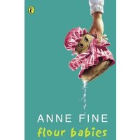 Flour Babies by Anne Fine Paperback Used cover
