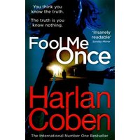 Fool Me Once by Harlan Coben Paperback Used cover