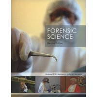 Forensic Science by Andrew R.W. Jackson Paperback Used cover