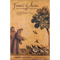 Francis of Assisi by Andr Vauchez Book Used cover
