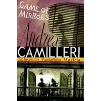Game of Mirrors by Andrea Camilleri Paperback Used cover