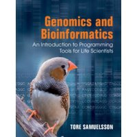 Genomics and Bioinformatics by Tore Samuelsson Book Used cover