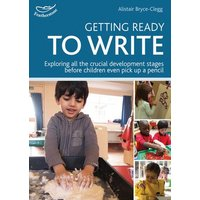 Getting Ready to Write by Alistair Bryce-Clegg Paperback Used cover