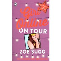 Girl Online on Tour by Zoe Sugg Paperback Used cover