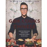 Gok Cooks Chinese by Gok Wan Hardback Used cover