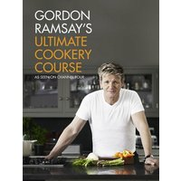 Gordon Ramsays Ultimate Cookery Course by Gordon Ramsay Hardback Used cover