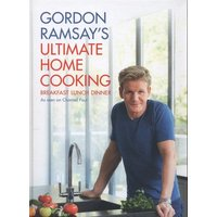 Gordon Ramsays Ultimate Home Cooking by Gordon Ramsay Hardback Used cover