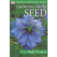 Growing from Seed by Alan R Toogood & Royal Horticultural Society Paperback Used cover