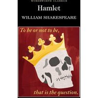 Hamlet by William Shakespeare Paperback Used cover