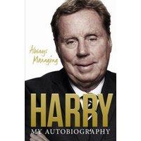 Harry Redknapp by Harry Redknapp Hardback Used cover