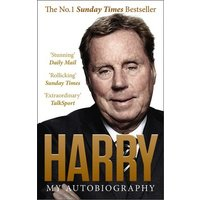 Harry Redknapp by Harry Redknapp Paperback Used cover