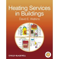 Heating Services in Buildings by David E. Watkins Book Used cover