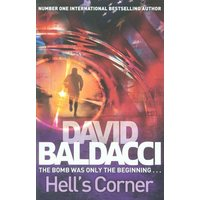 Hells Corner by David Baldacci Paperback Used cover