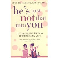 Hes Just Not That into You by Greg Behrendt Paperback Used cover