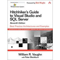 Hitchhikers Guide to Visual Studio and Sql Server by William R. Vaughn Book Used cover