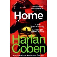 Home by Harlan Coben Book Used cover
