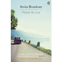 Hotel Du Lac by Anita Brookner Paperback Used cover