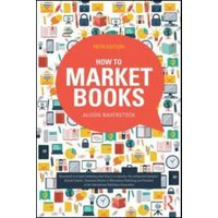 How to Market Books by Alison Baverstock Book Used cover