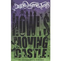 Howls Moving Castle by Diana Wynne Jones Paperback Used cover