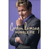 Humble Pie by Gordon Ramsay Hardback Used cover