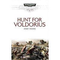 Hunt for Voldorius by Andy Hoare Paperback Used cover