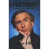 I Partridge by Alan Partridge Hardback Used cover
