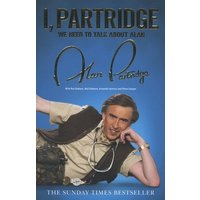 I Partridge by Alan Partridge Paperback Used cover