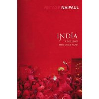 India by V S Naipaul Paperback Used cover