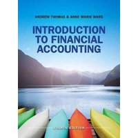 Introduction to Financial Accounting by Andrew Thomas Book Used cover