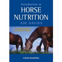 Introduction to Horse Nutrition by Zoe Davies Book Used cover