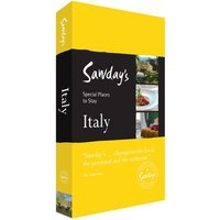 Italy by Alastair Sawday Book Used cover