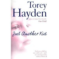 Just Another Kid by Torey Hayden Paperback Used cover