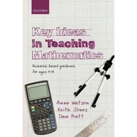 Key Ideas in Teaching Mathematics by Anne Watson Book Used cover