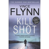 Kill Shot by Vince Flynn Paperback Used cover