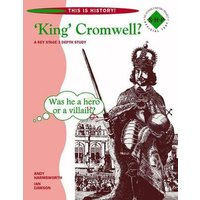 King Cromwell? by Andy Harmsworth Book Used cover