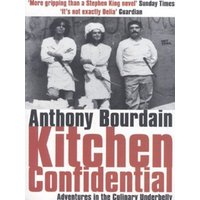 Kitchen Confidential by Anthony Bourdain Paperback Used cover